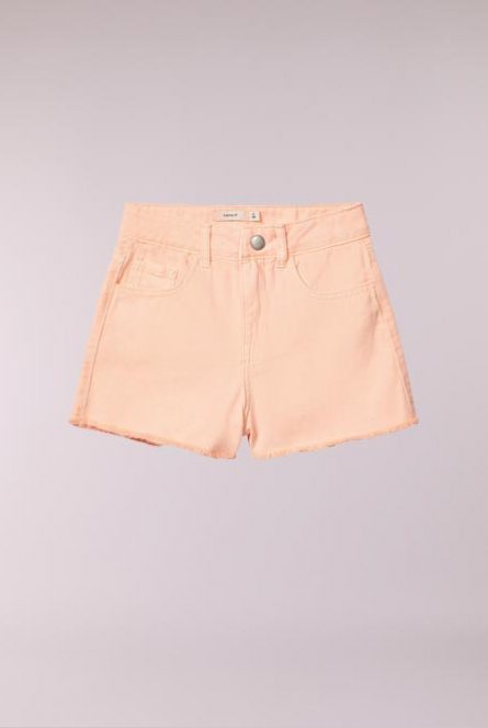 Denim Short Frandi Oranje