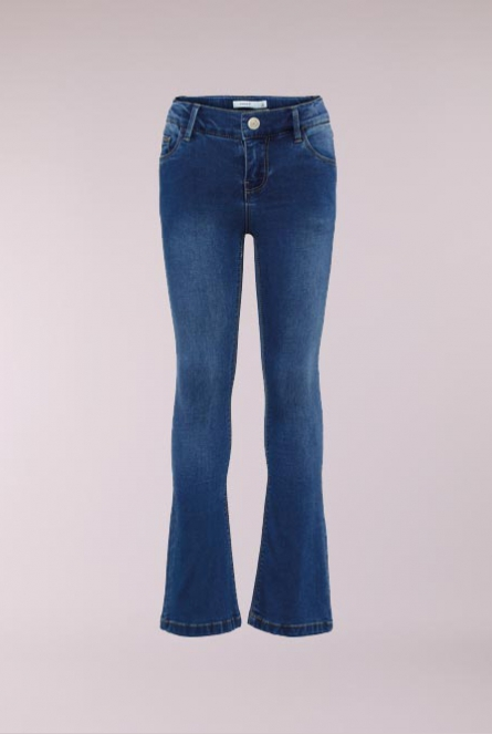 Boot cut Jeans Polly  Blauw