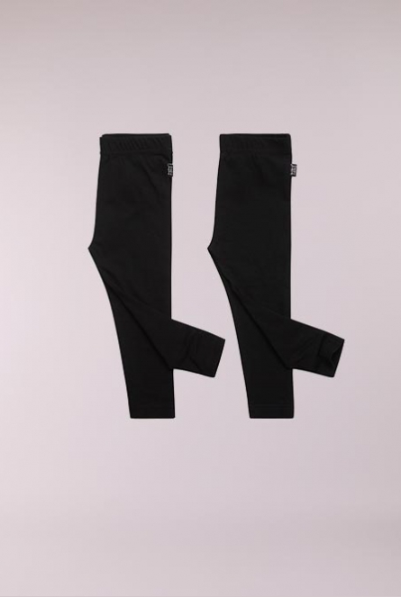 Basic Legging Zwart