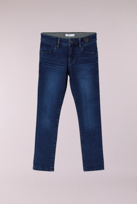 Jeans Silas Blauw