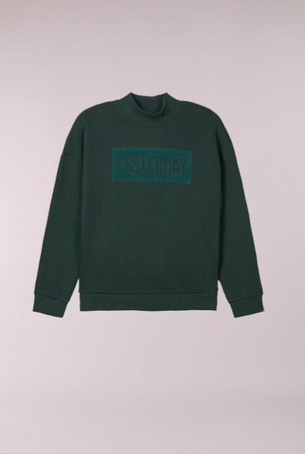Sweater Folisa Groen
