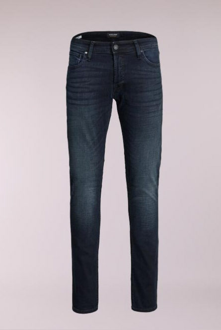 Slim fit Jeans Glenn Original Blauw