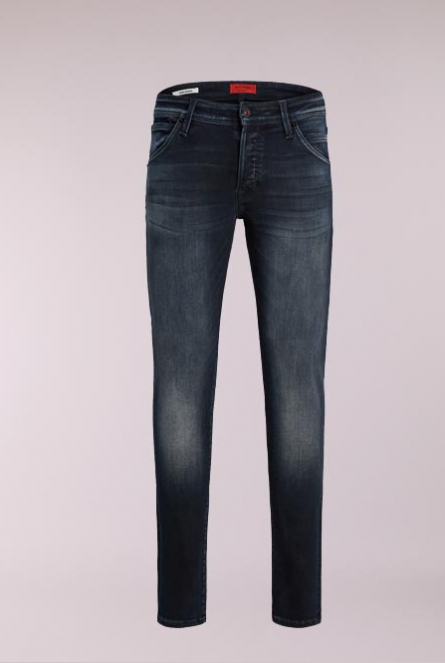 Slim fit Jeans Glenn Fox Blauw