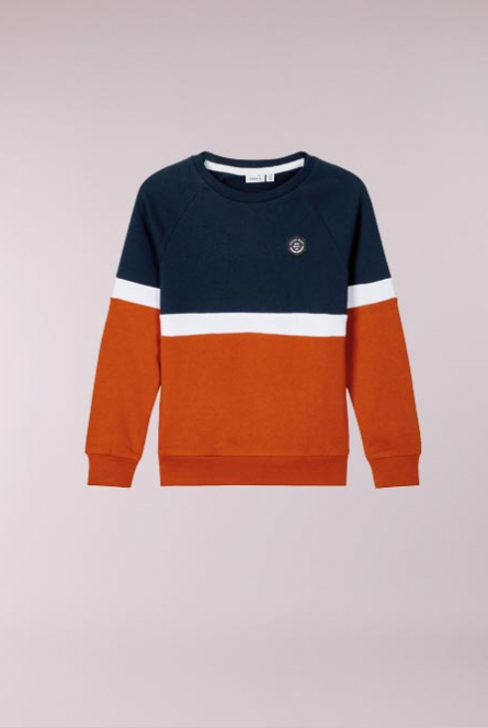 Sweater Neelo Rood