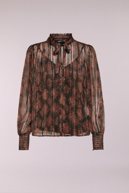 Blouse Fee Zwart