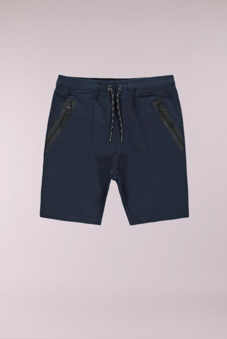 Sweat Short Braga Blauw