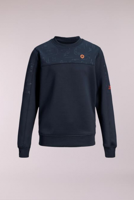 Sweater Mercury Blauw