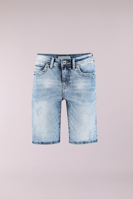 Denim Short Lulu Blauw