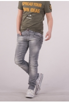 Jeans Aprezzo Grey denim