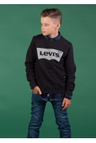 logo Sweater Zwart