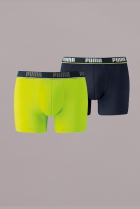 Boxershorts 2-pack 064-lime punch