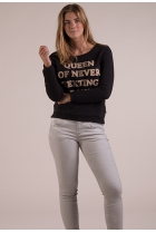 Sweater Clair Zwart