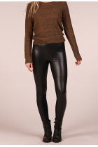 leather look Legging Mary Zwart